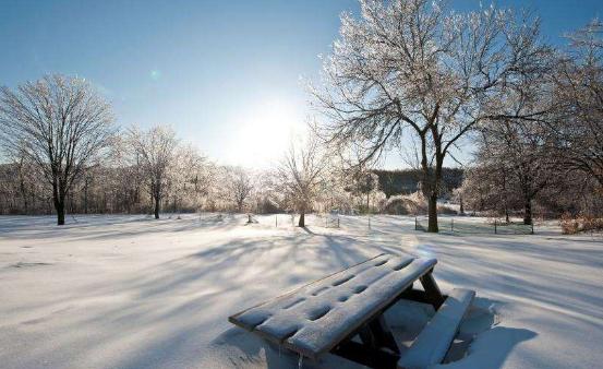快12月的湖北已经开始下雪了吗? 期待被银装素裹的武汉