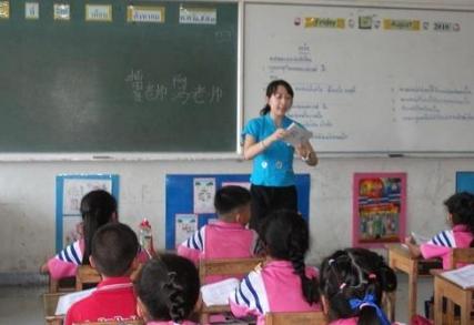 抱着积累经验的态度去了公立学校当代课老师,没想到结果是这样