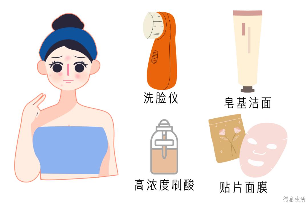 【女神颜究所】敏感肌究竟怎么来的?1分钟带你看懂皮肤屏障!!!