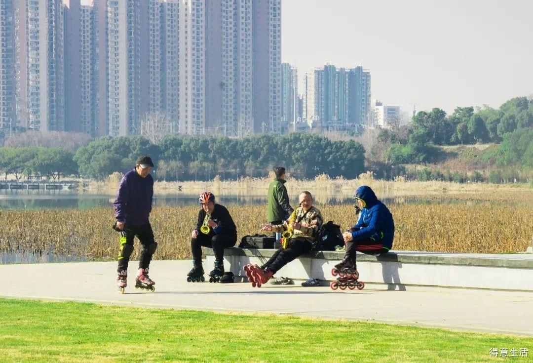 汉阳1085亩的冷门公园,藏了处80、90向往的诗意天堂!