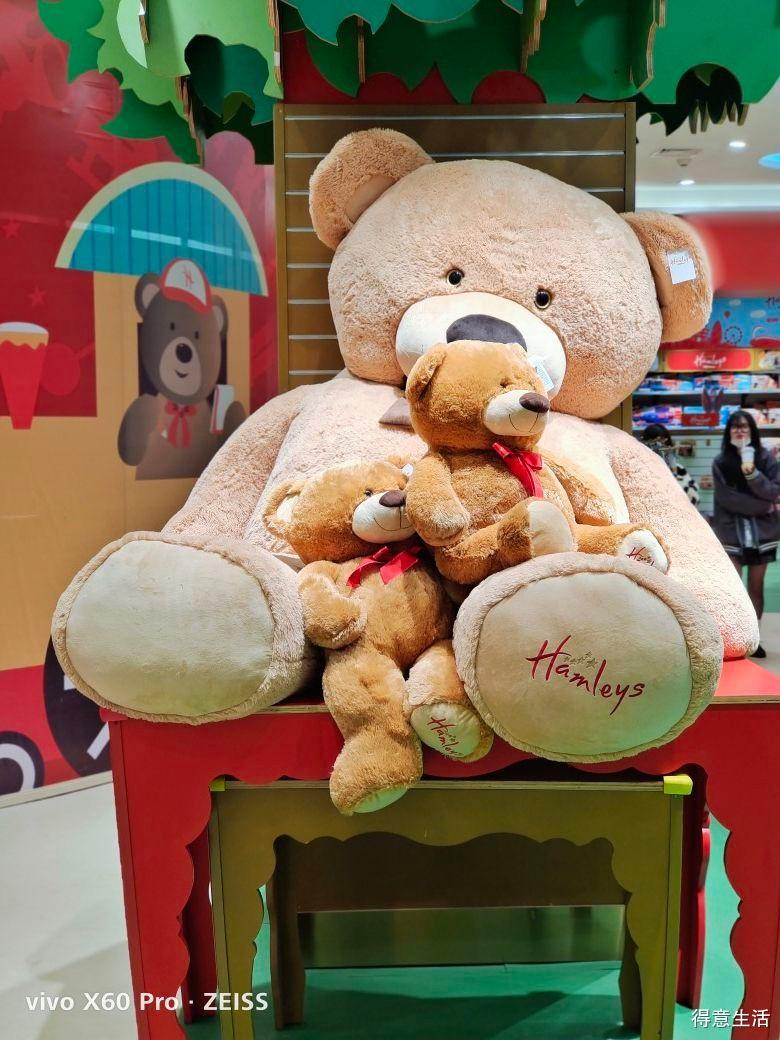 打卡风靡全球的Hamleys玩具城,感觉他们家的玩具相对来讲还算便宜!