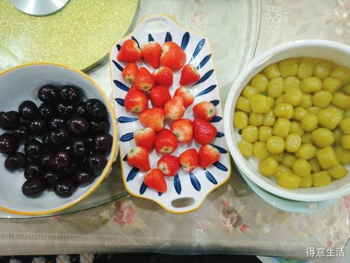 自制芋圆最简单的做法,做一次吃半年,想吃多少煮多少!