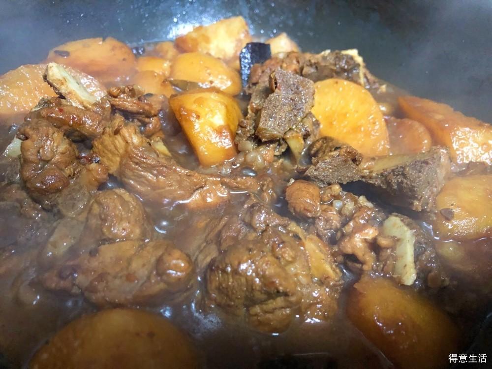 秘制豆酱烧排骨,不外传的家乡味道,汤汁拌饭是灵魂!
