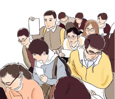 在武汉,判断孩子有没有出息就看是不是在体制内?