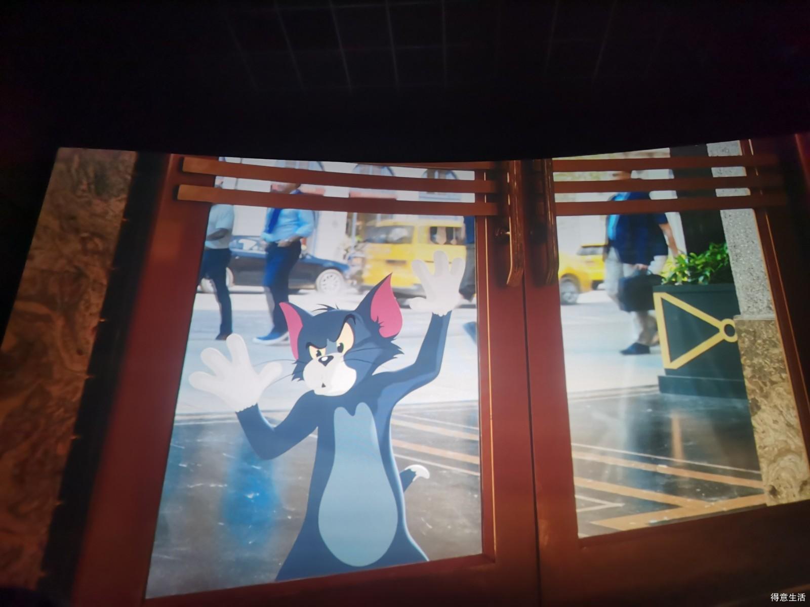电影猫和老鼠上映,带着孩子体验我们趣味童年的回忆门!