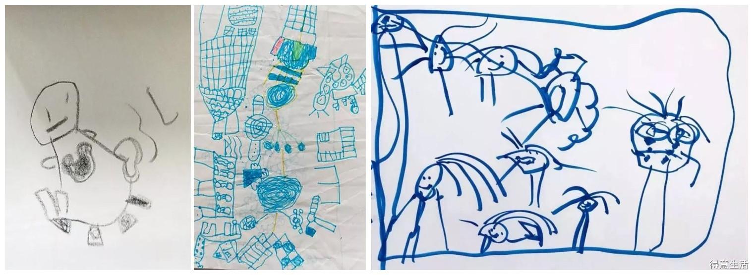 不会画画就是没有艺术细胞么?孩子的艺术启蒙到底该怎么做?