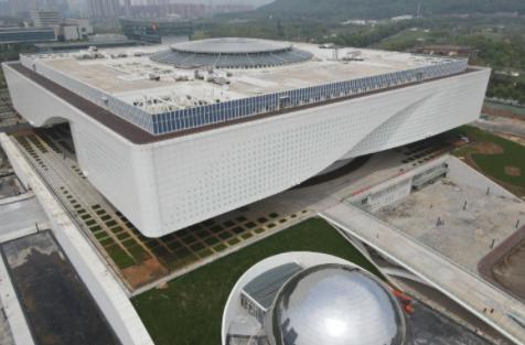 过早冒|历经5年,湖北省科技馆新馆完工!武昌首家公办托儿所提供全日制照护服务!