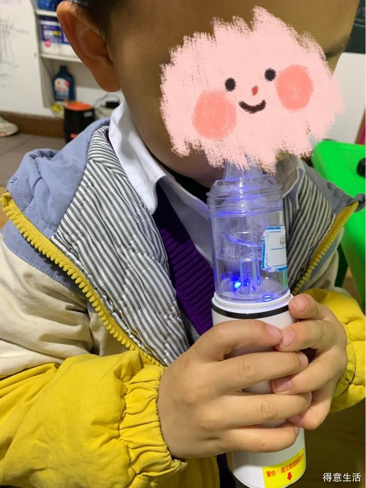春季有鼻炎的娃遇上感冒伤不起啊!还好找到了这个神器!