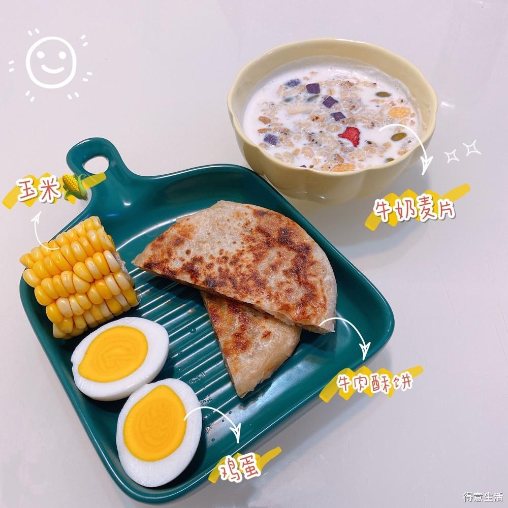 家有小学生,一周早餐食谱奉上!
