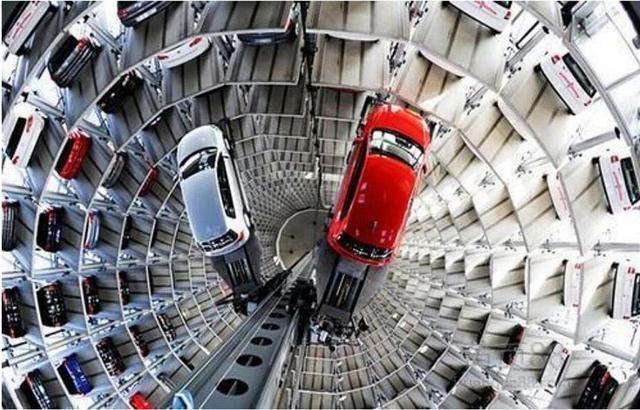 过早冒|武汉这14项市级证明事项无需提交!不用倒车,华中最大智慧立体停车库封顶!