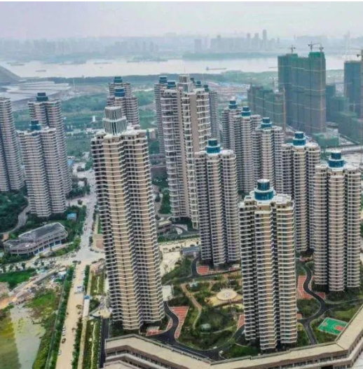 从汉阳区二手房成交来看,四新在数量和价格上均已超过王家湾!