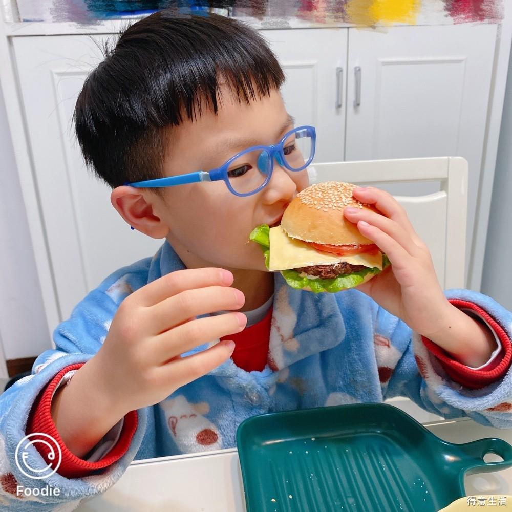 教你在家也能做出完美的汉堡胚!