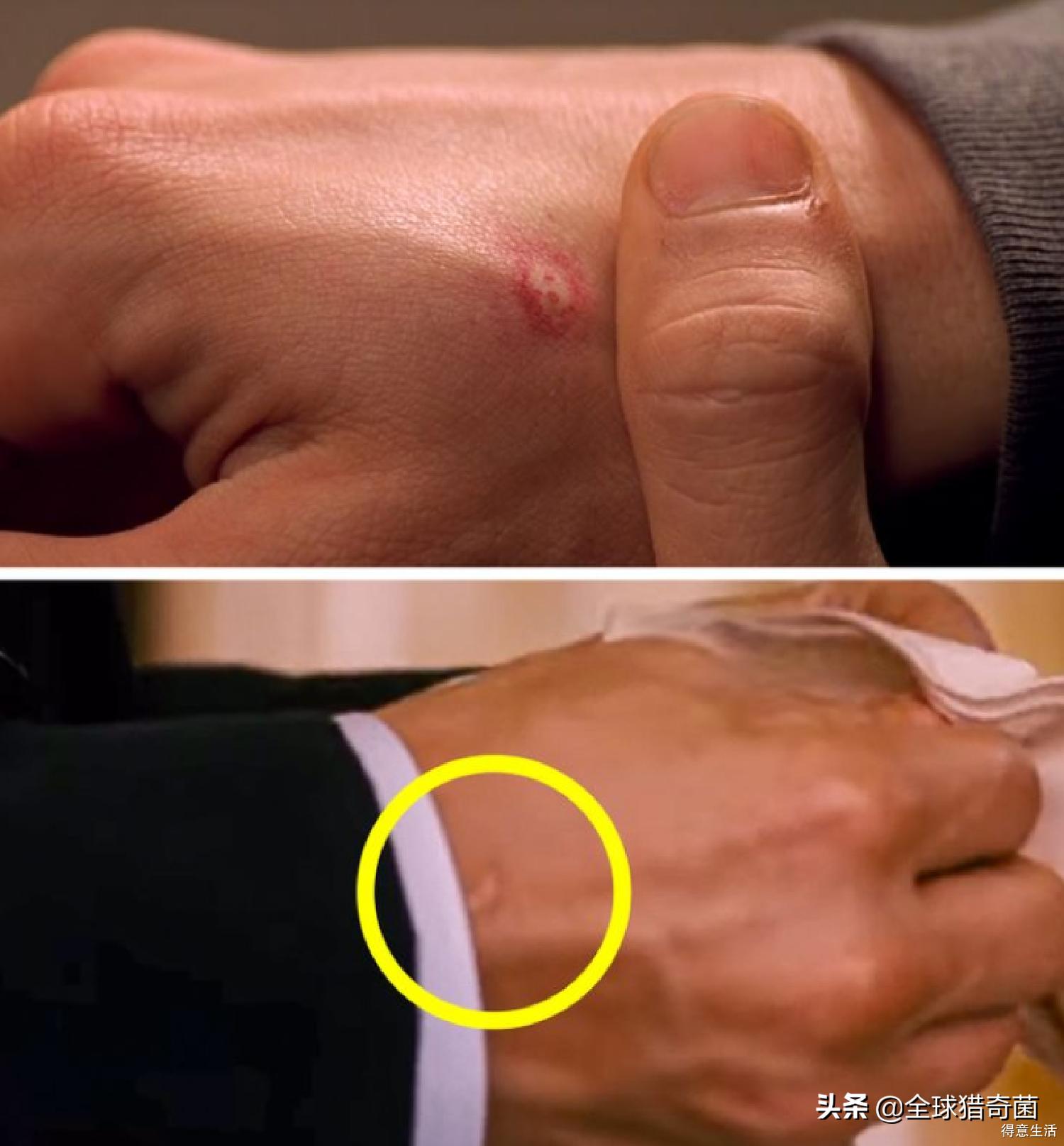 25个好莱坞电影中容易被忽视的细节,差距太明显了!