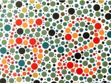 色盲真的好难啊,大家帮我看看这到底是什么?
