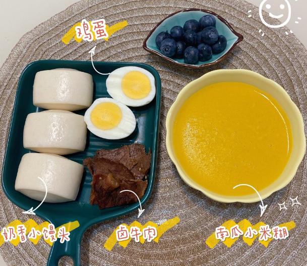 小学生成长早餐又更新啦,花样早餐做起来!