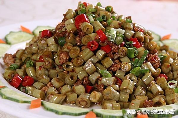 教你传统酸豆角做法,酸豆角够酸够爽脆,还不生花!