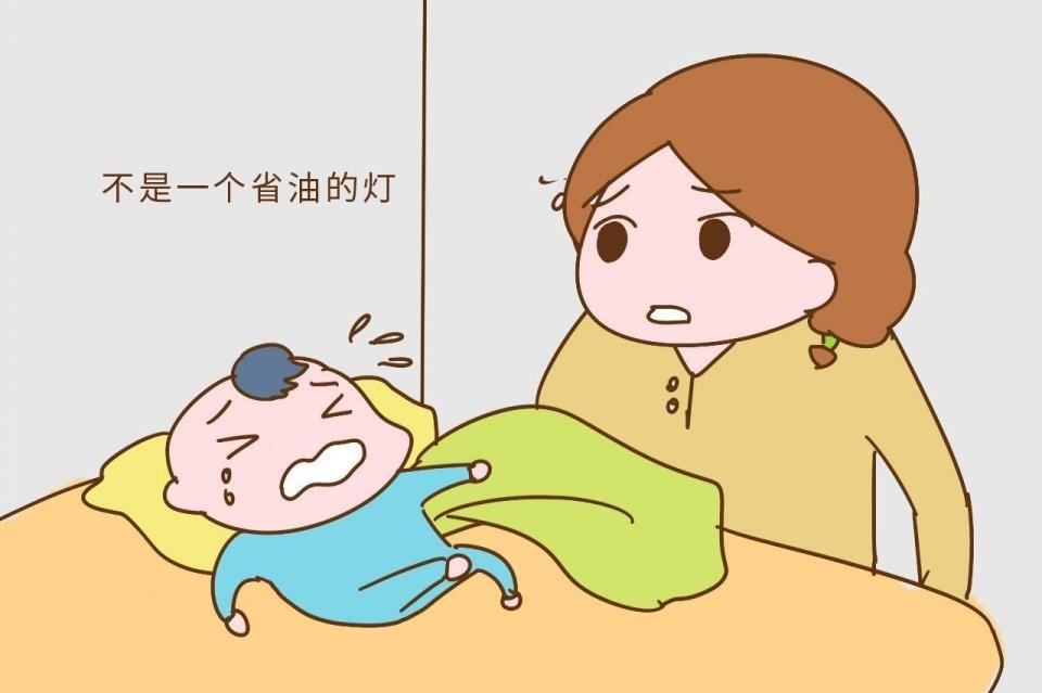太磨人了,我家老二能24小时不睡觉在家闹,咋办?