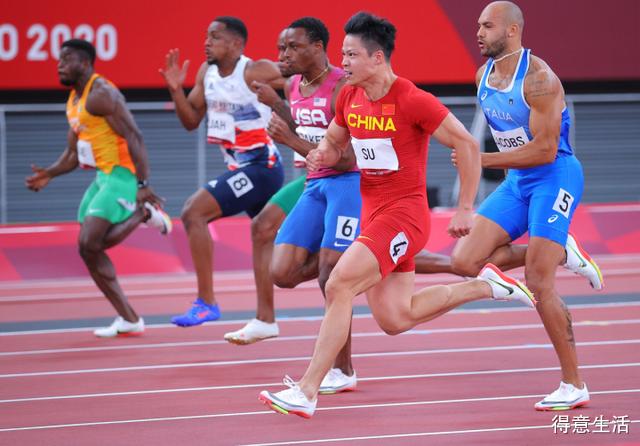 中国第一人!苏炳添闯入东京奥运会男子100米决赛!