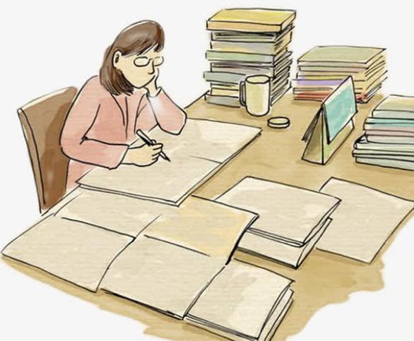 聊哈子老师的收入问题,你觉得他们的工作压力大吗?