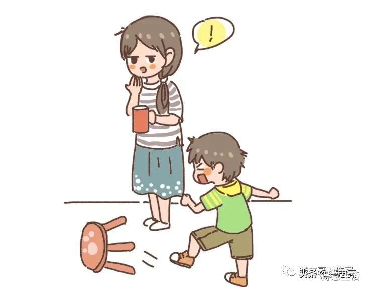 孩子脾气暴躁的原因终于找到了,教你几招,应对自如!