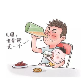 佛系经验:爸爸真的适合带孩子!