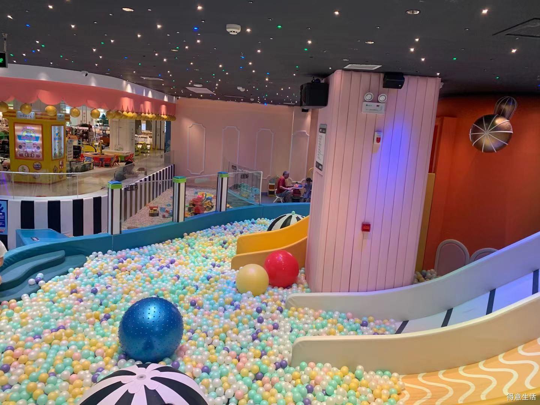 这家室内儿童游乐场好划算!带着一岁多的小胖娃嗨玩一整天!
