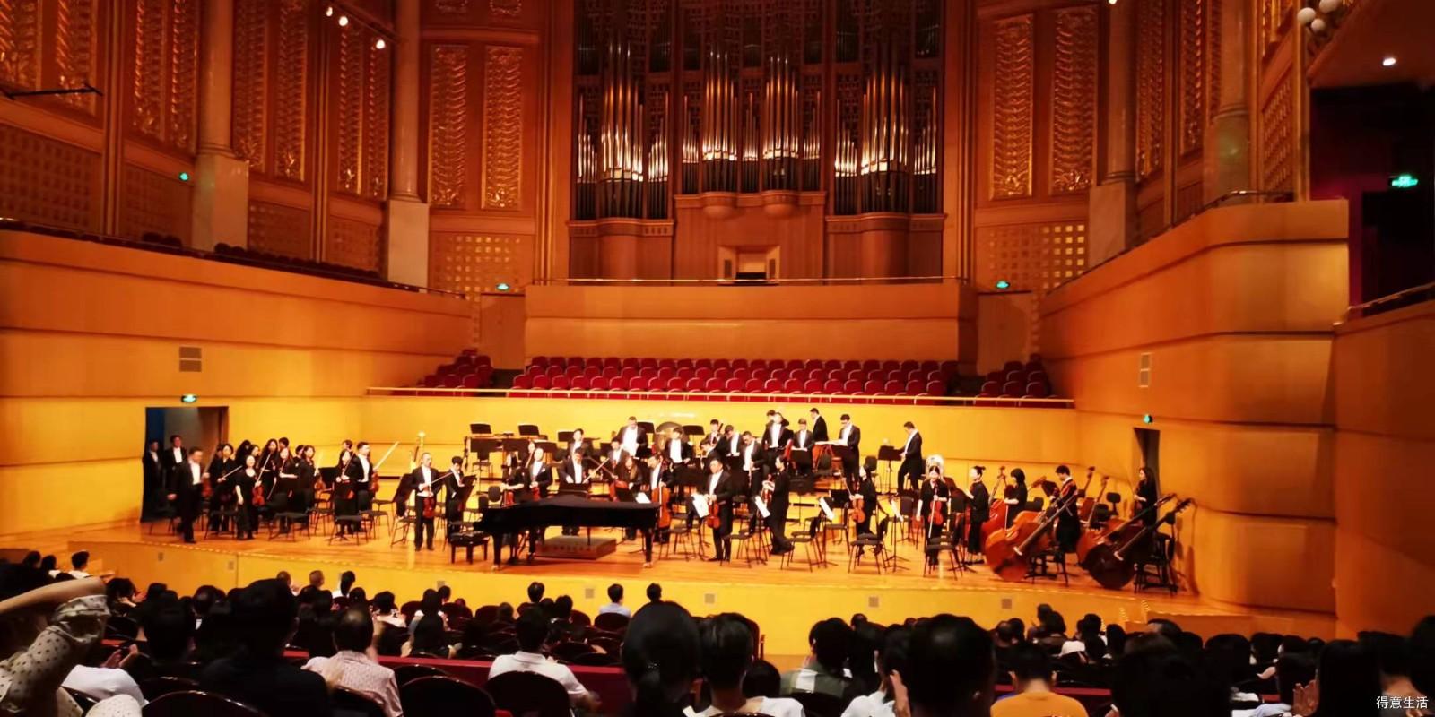 汇报帖:中了杭州爱乐乐团2021全国巡演武汉音乐会门票,现场太震撼了!