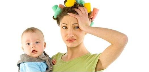 没老人帮忙带娃,老公也不理解,非自愿成为全职妈妈真心不好当!