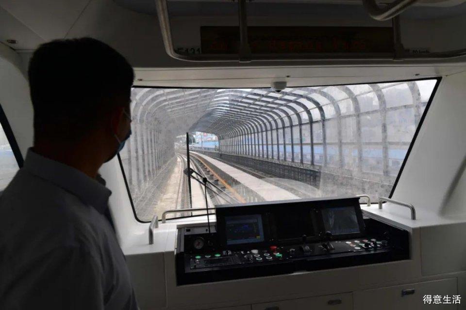武汉地铁5号线最新现场,先睹为快!